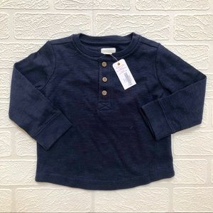 NWT Gymboree Button Henly